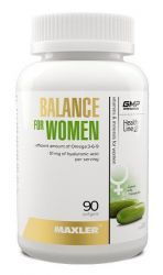 Maxler Balance for Women (90 кап)