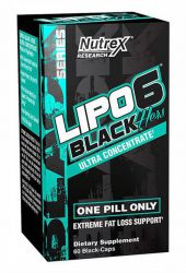 Nutrex Lipo - 6 Black Hers Ultra Concentrate (60 кап)