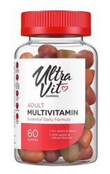 UltraVit Gummies Adult Multivitamin (60 таб)